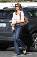 CINDY CRAWFORD Out and About in Malibu 01/17/2018