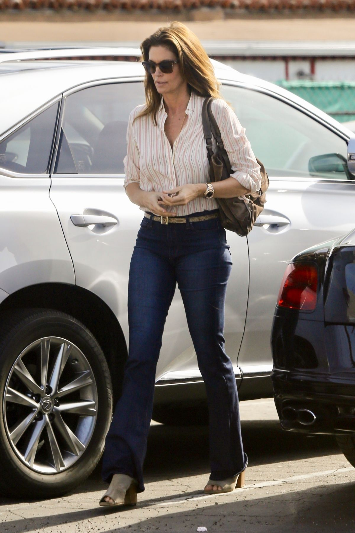 Cindy Crawford Out And About In Malibu 01 17 2018 Hawtcelebs