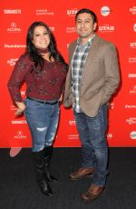 CINDY SHANK at The Sentence Premiere at 2018 Sundance Film Festival in Park City 01/20/2018