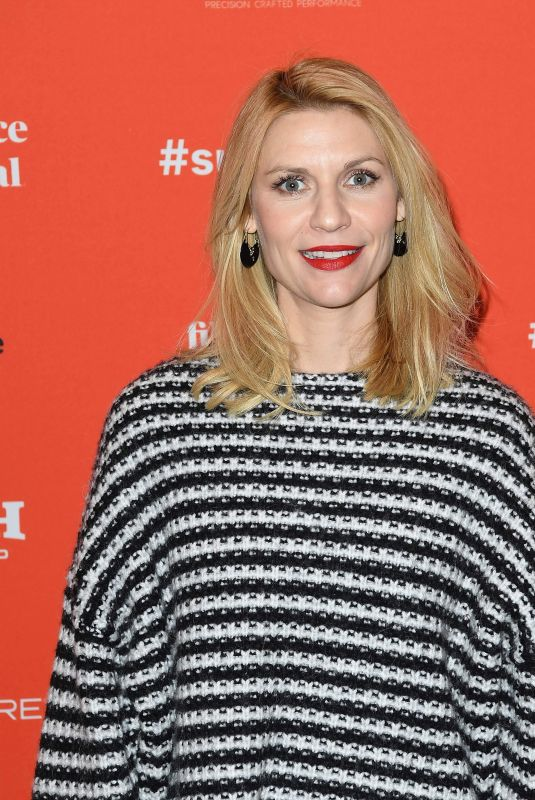 CLAIRE DANES at A Kid Like Jake Premiere at Sundance Film Festival 01/23/2018