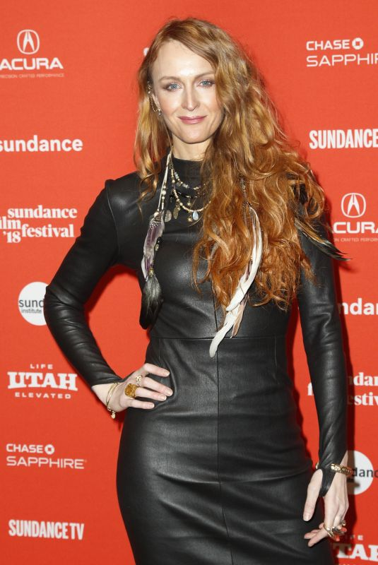 CLAIRE MCCARTHY at Ophelia Premiere at 2018 Sundance Film Festival 01/22/2018