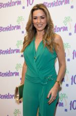 CLAIRE SWEENEY at Benidorm is 10 Special Screening in London 01/29/2018