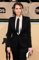 CLEA DUVALL at Screen Actors Guild Awards 2018 in Los Angeles 01/21/2018