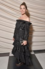 CLOTILDE COURAU at Cristian Dior Show at Spring/Summer 2018 Haute Couture Fashion Week in Paris 01/23/2018