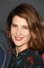 COBIE SMULDERS at One Day at a Time Season 2 Premiere in Los Angeles 01/24/2018