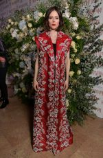 COCO ROCHA at Sidaction Gala Dinner in Paris 01/25/2018