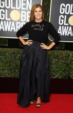 CONNIE BRITTON at 75th Annual Golden Globe Awards in Beverly Hills 01/07/2018