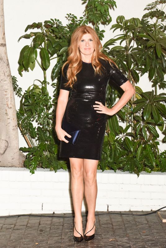 CONNIE BRITTON at W Magazine Celebrates Its Best Performances Portfolio and Golden Globes in Los Angeles 01/04/2018