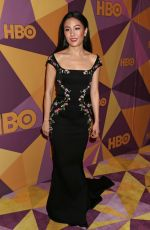 CONSTANCE WU at HBO's Golden Globe Awards After-party in Los Angeles 01/07/2018