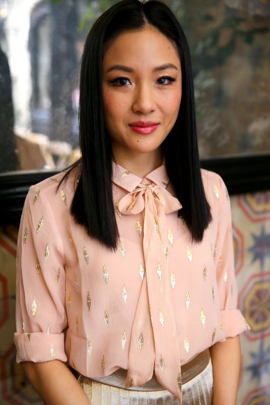 CONSTANCE WU at W Magazine