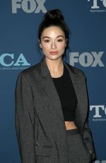 CRYSTAL REED at Fox Winter All-star Party, TCA Winter Press Tour in Los Angeles 01/04/2018