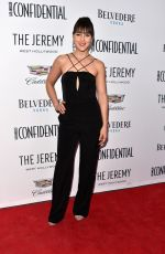 CYRINA FIALLO at Los Angeles Confidential Celebrates Awards Issue in West Hollywod 01/13/2018