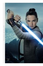 DAISY RIDLEY in Star Wars Insider, January/February 2018 Issue