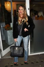 DAISY ROBINS Arrives at Hello Love Robinsons Event in London 01/30/2018