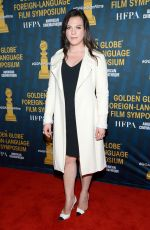 DANIELA VEGA at The Art of Elysium Heaven in Los Angeles 01/06/2018