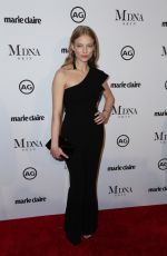 DANIELLE LAUDER at Marie Claire Image Makers Awards in Los Angeles 01/11/2018