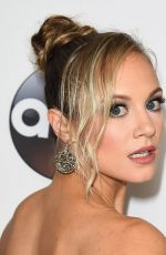 DANIELLE SAVRE at ABC All-star Party at TCA Winter Press Tour in Los Angeles 01/08/2018