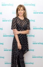 DARCEY BUSSELL at This Morning Show in London 01/12/2018