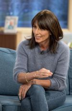 DAVINA MCCALL at This Morning Show in London 01/09/2018