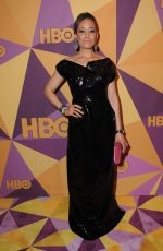 DAWN-LYEN GARDNER at HBO's Golden Globe Awards After-party in Los Angeles 01/07/2018