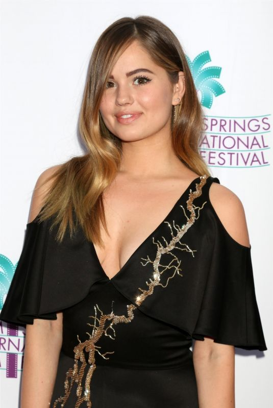 DEBBY RYAN at PSIFF Cover Versions Screening at Parker Palm Springs 01/03/2018