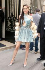 DEBORAH HUNG at Elie Saab 2018 Haute Couture Spring/Summer Show in Paris 01/24/2018