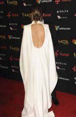 DELTA GOODREM at 7th AACTA International Awards in Los Angeles 01/05/2018
