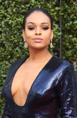 DEMETRIA MCKINNEY at 49th Naacp Image Awards in Pasadena 01/14/2018