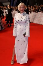 DENISE VAN OUTEN at National Television Awards in London 01/23/2018