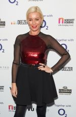 DENISE VAN OUTEN at Nordoff Robbins Six Nations Championship Rugby Dinner in London 01/17/2018