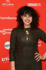 DESIREE AKHAVAN at The Miseducation of Cameron Post Premiere at Sundance Film Festival 01/22/2018
