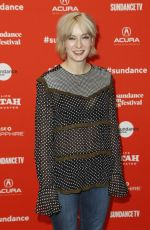 DIABLO CODY at Tully Premiere at 2018 Sundance Film Festival 01/25/2018