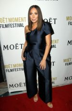 DIANA MADISON at 3rd Annual Moet Moment Film Festival Golden Globes Week in Los Angeles 01/05/2018
