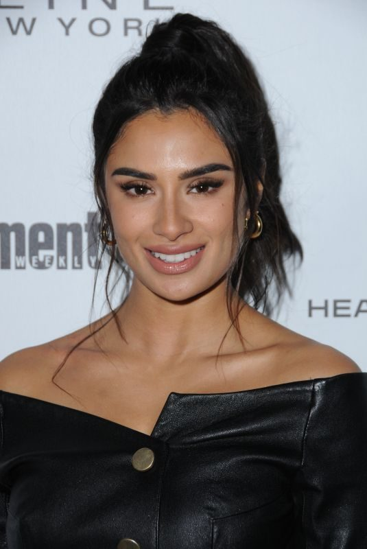 DIANE GUERRERO at Entertainment Weekly Pre-SAG Party in Los Angeles 01/20/2018
