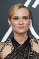 DIANE KRUGER at 75th Annual Golden Globe Awards in Beverly Hills 01/07/2018