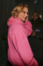 DIANE KRUGER at Beauty Hotel in Paris 01/17/2018