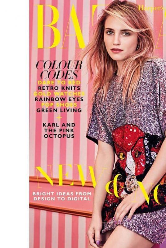 DIANNA AGRON for Harper's Bazaar Magazine, Malaysia January 2018