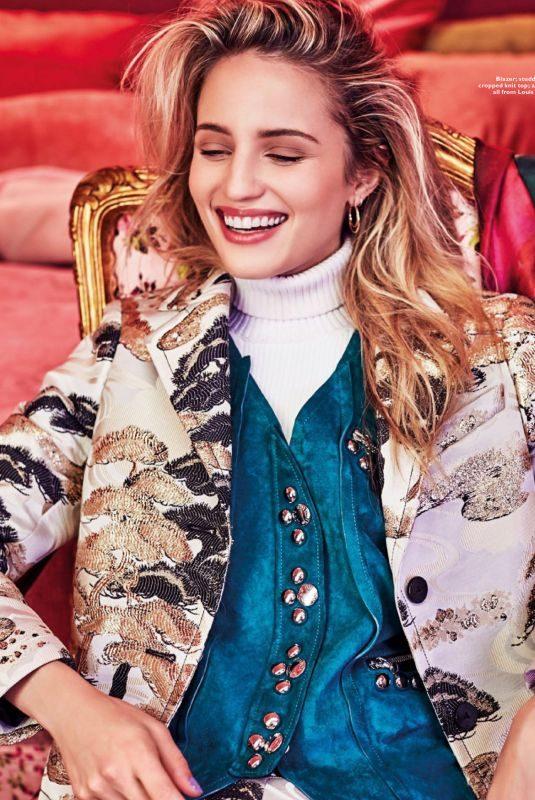 DIANNA AGRON in Harper's Bazaar Magazine, Malaysia January 2018