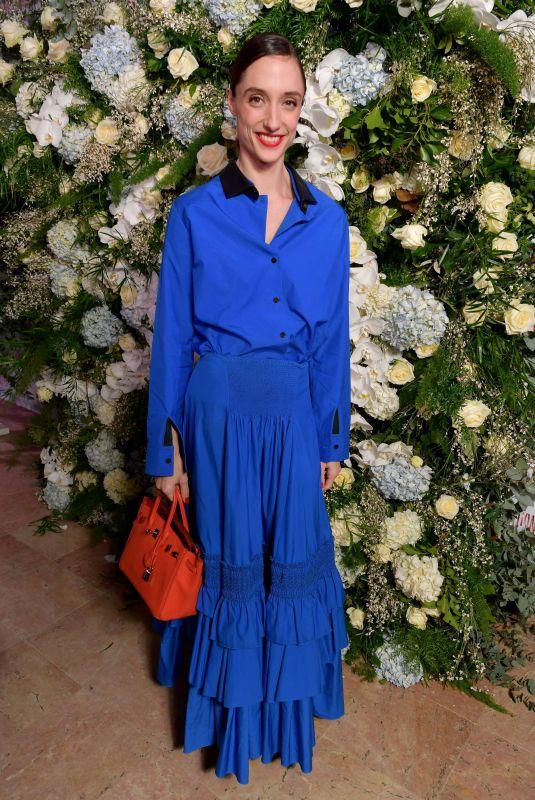 DOROTHEE GILBERT at Sidaction Gala Dinner in Paris 01/25/2018