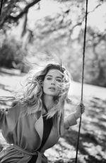 DOUTZEN KROES for Vogue Magazine, February 2018