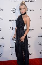 DOVE CAMERON at Marie Claire Image Makers Awards in Los Angeles 01/11/2018