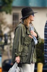 DREW BARRYMORE Out Shopping in Los Angeles 01/04/2018