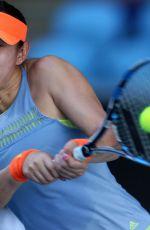 DUAN YINGYING at Australian Open Tennis Tournament in Melbourne 01/17/2018