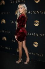 EDEN ESTRADA at The Alienist Premiere in Los Angeles 01/11/2018