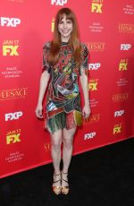 EGLANTINA ZINGG at The Assassination of Gianni Versace: American Crime Story Premiere in Hollywood 01/08/2018