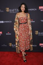 EIZA GONZALEZ at Bafta Los Angeles Tea Party in Los Angeles 01/06/2018