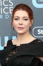 ELENA SATINE at 2018 Critics