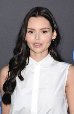ELINE POWELL at 2018 Freeform Summit in Hollywood 01/18/2018