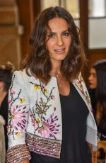ELISA TOVATI at Georges Hobeika Show at Spring/Summer 2018 Haute Couture Fashion Week in Paris 01/23/2018