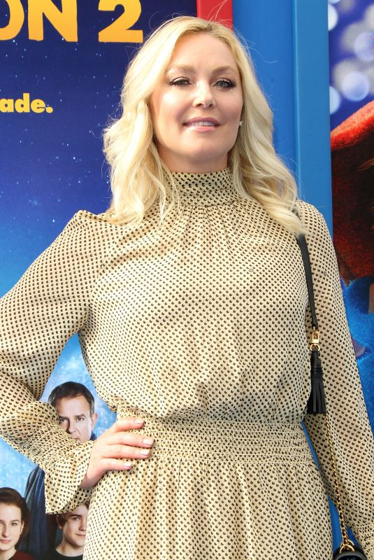 ELISABETH ROHM at Paddington 2 Premiere in Los Angeles 01/06/2018